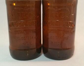 IBC Root Beer tumbler