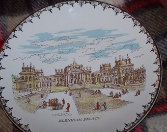 Blenheim Palace Collector Plate