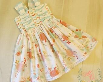 Mille's Rose Sundress 3/6 months-girls 10