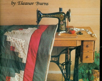 Make a Quilt in a Day - Log Cabin Pattern