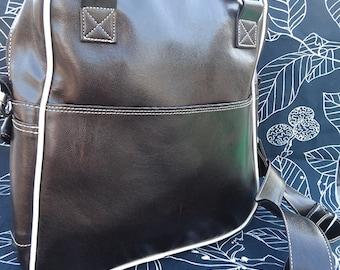 Shoulder bag - Retro bag - Vintage bag - messenger bag