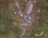 Penny Fairy 5x7 Print