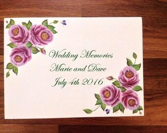 Wedding Memories Box - BRIDAL GIFT - Memory Box