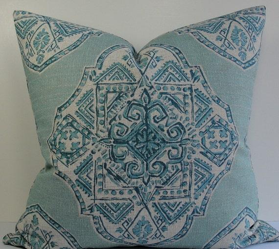 Oriental Design Throw Pillows : Lacefield Malta decorative throw pillow Oriental Asian