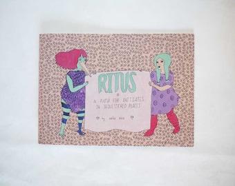 RITUS - illustrated zine