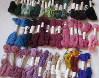 Collection of Patons Beehive Tapestry Wool