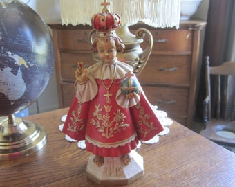 Catholic Resin Statue made in Italy