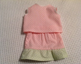 """American Girl Style Doll Clothes, fits an 18"""" doll"""