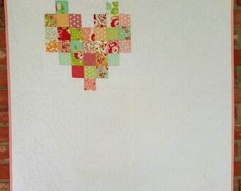 Pixelated Heart