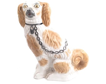 Staffordshire Hearth Spaniel or Fireplace Dog