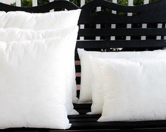 Indoor / Outdoor Pillow Inserts