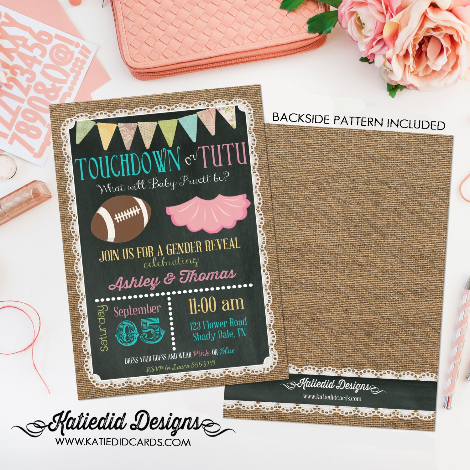 Country Baby Shower Invitations – gangcraft