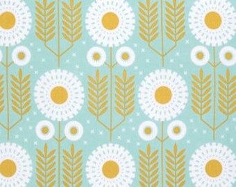 Wander Prairie Bloom Maize by Joel Dewberry for FreeSpirit