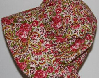 Rose Color Pioneer Bonnet