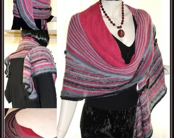 Colour Affection Knit Kit in Merino Cashmere 4 ply