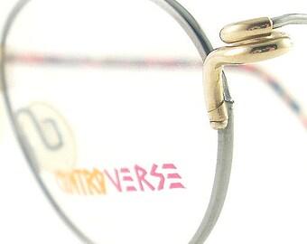 Vintage Controverse Eyewear Glasses Eyeglasses Sunglasses Frame Austria