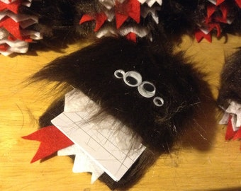 Mini Monster Book of Monsters