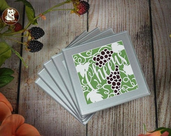 Blank Coasters For Papercuts