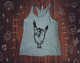 Witchy Vibes Tee // limited edition // tank // raglan henley // screenprinted // graphic tee // spoopy