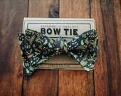 Under the Mistletoe Bow Tie
