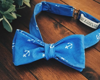 Bow Tie || Anchors