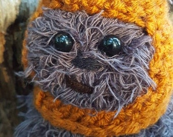 Little Amigurumi Ewok