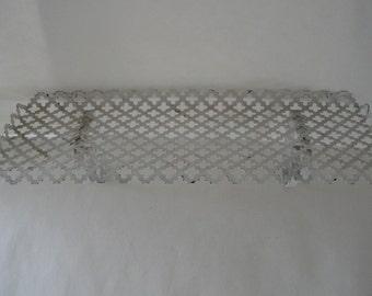 Metal Wall Mount Shelf.