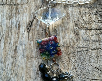 FESTIVE CHARM NECKLACE by AfterWork