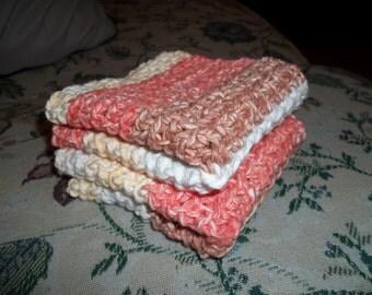 Beautiful Washclothes/Dishclothes
