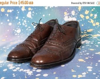 30% OFF Douglas WINGTIP Dress Shoe Men's Size 10 .5