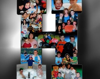 Nanny Gift, Professional Photo Collage, Gift for Special Au Pair, Photo  Room Decor, Family Photo Gift, Photo Display, Birthday Collage