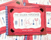 The Golden Horseshoe - Comic Book