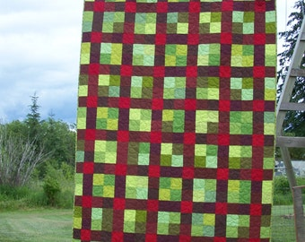 Ready to Ship, Lap Quilt, Quilts for Men, Quilts for Sale, Men, Camo Quilt, Camouflage, Handmade, Blanket, Plaid, Busy Hands Quilts