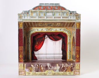 Budapest Opera House Toy Theater Special Pack