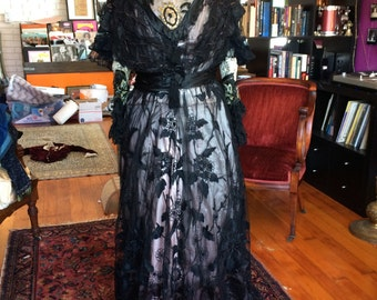 Victorian Gown, 1900's