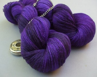 Decadent Lace. Violet With Violence