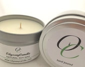 Deadly Weapon // Highly Scented Soy Candle 6oz Tin