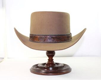 John B Stetson XXX Beaver Cowboy Hat