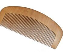 NEW- SANDALWOOD COMB - Wooden Comb - Gift for Her & Him - Hair Comb - Beard Comb - Unisex Comb - Anti-static Comb
