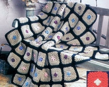 20%OFF The Needlecraft Shop JEWELS IN The Sand By Marcia Craft - Crochet Afghan Collector's Series Pattern