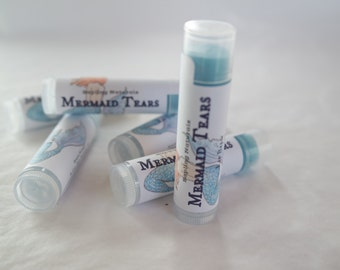 Mermaid Tears Lip Balm Tube