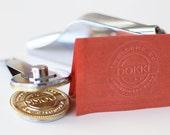 Custom Embosser Stamp - Personalized wedding Embosser Seal-business logo embosser
