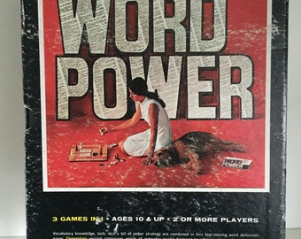 1967 Word Power by Avalon Hills