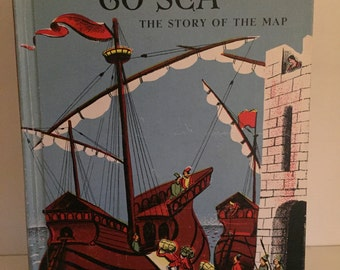 1944 They Put out to Sea The story of the Map Alfred Knopf