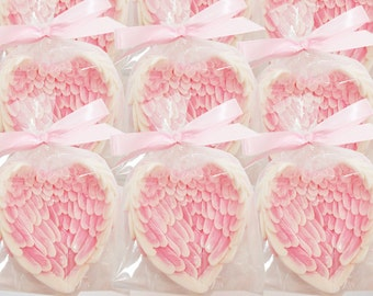 Angel Wing Favors - Choose Your Color, Angel Soaps for Weddings, Baby Showers and Dedictions.