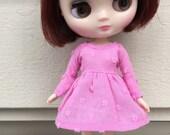 Rosiee Gelutie Fun Time Middie Dress with Long Sleeves