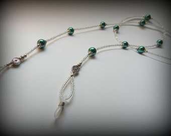 unique eyeglass chain related items etsy