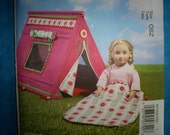 McCalls 7268 18 inch doll camping pattern.