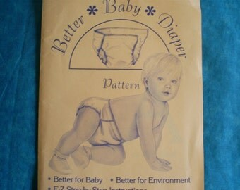 Better Baby Diaper Pattern.