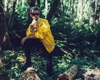 Yellow Bass Fisherman Jacket